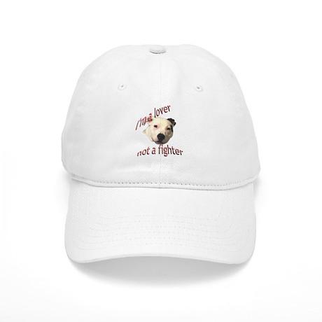 Moo the Pitboo Spreads Dog Fi Cap