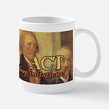 The Real Patriot Act Mug