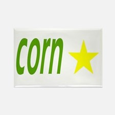 YAY for Corn! Rectangle Magnet