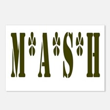 MASH Postcards (Package of 8)