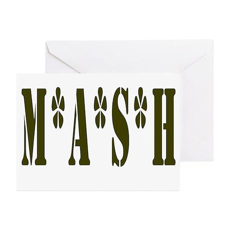 MASH Greeting Cards (Pk of 10)