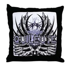 Twilight Quileute Throw Pillow