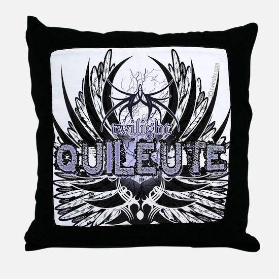 Twilight Quileute Throw Pillow