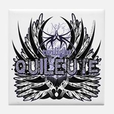 Twilight Quileute Tile Coaster