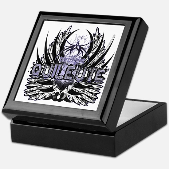 Twilight Quileute Keepsake Box