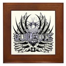 Twilight Quileute Framed Tile