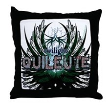Twilight Quileute Quest Throw Pillow