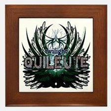 Twilight Quileute Quest Framed Tile