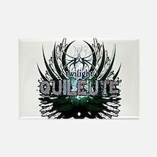 Twilight Quileute Quest Rectangle Magnet