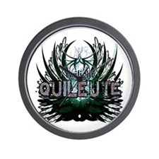 Twilight Quileute Quest Wall Clock