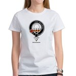 Grierson Clan Crest Badge Women's T-Shirt