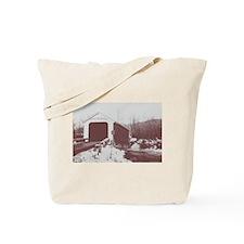 Rexleigh Covered Bridge Tote Bag
