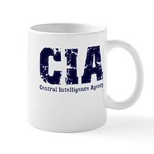 CIA Central Intelligence Agen Mug