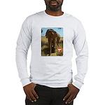 Gypsy the Asian Elephant Long Sleeve T-Shirt