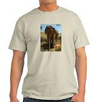 Gypsy the Asian Elephant Light T-Shirt