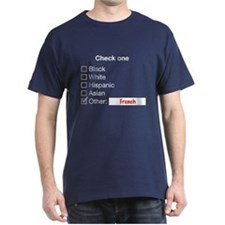 French - T-Shirt