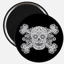 Antique Sugar Pirate Magnet