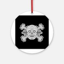 Antique Sugar Pirate Ornament (Round)