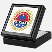 American Veterans Keepsake Box