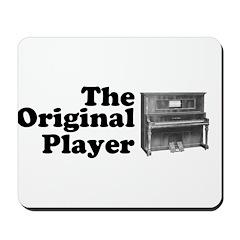 The Original Player Mousepad