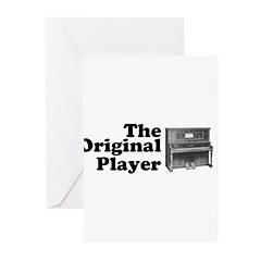 The Original Player Greeting Cards (Pk of 10)