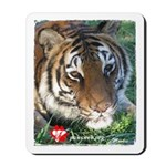 Mookie the Tiger Mousepad