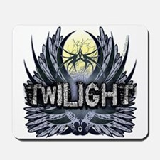 Twilight New Blue Mousepad