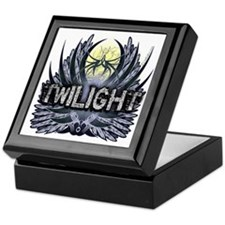 Twilight New Blue Keepsake Box