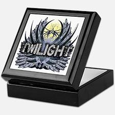 Twilight New Blue Keepsake Box