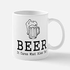 Beer Cures Mug
