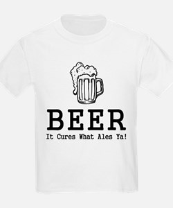 Beer Cures T-Shirt