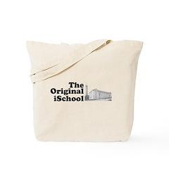 The Original iSchool Tote Bag