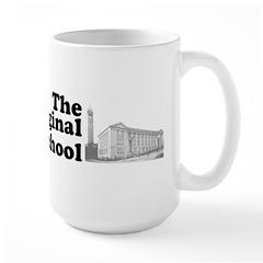 The Original iSchool Mug