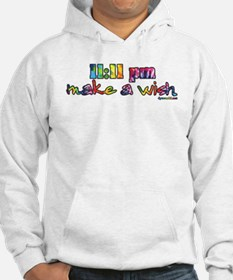 1111 With DW Logo On Back Hoodie
