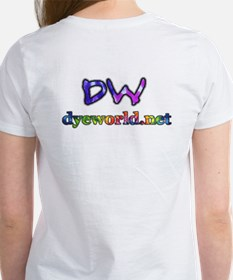 1111 With DW Logo On Back Women's T-Shirt