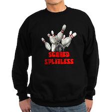 Scared Splitless Bowling Sweatshirt
