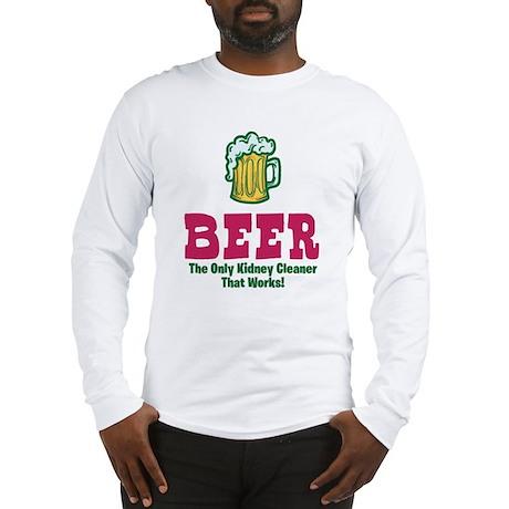 Kidney Cleaner Long Sleeve T-Shirt