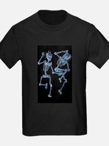 Dancing Skeletons T