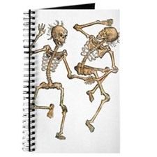 Dancing Skeletons Journal