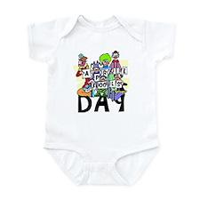 April Fools Day Infant Bodysuit