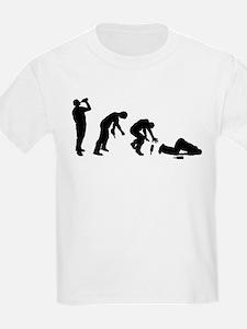 Drunk Fall Sequence T-Shirt