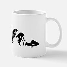 Evolution Of Drunk Mug