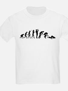 Evolution Of Drunk T-Shirt