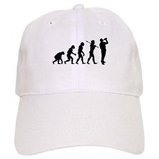 The Evolution Of Man Baseball Cap