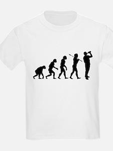 The Evolution Of Man T-Shirt