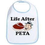Life After PETA Bib