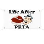 Life After PETA Banner