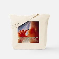 Genesis 9:5 Tote Bag
