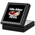 Life After PETA Keepsake Box