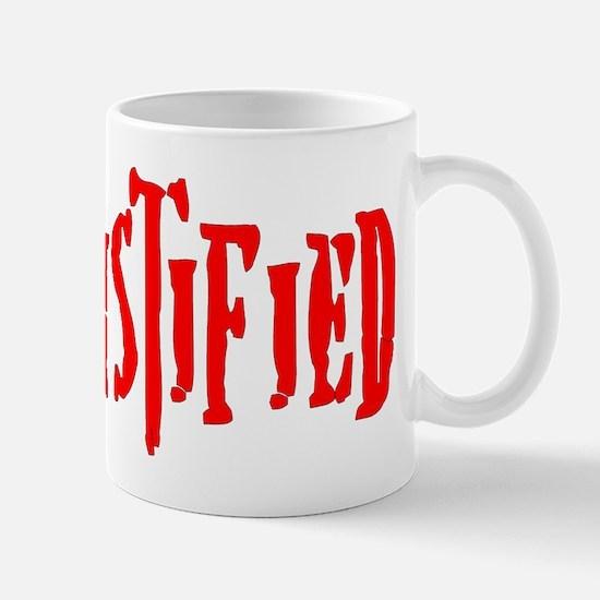 Justified Mug